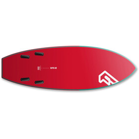 Fanatic Rapid Air - Planche - 9'6'' blanc/turquoise